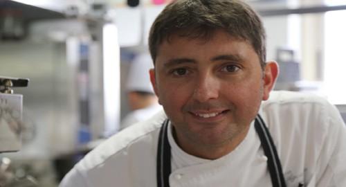 Lo chef Pietro D'Agostino