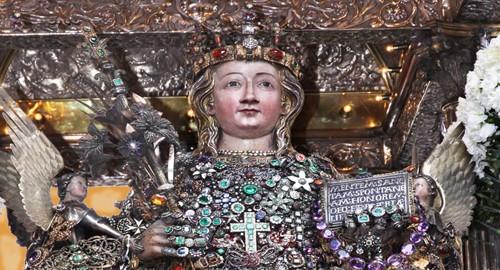 La patrona di Catania, Sant'Agata (Foto Alberto Correnti)
