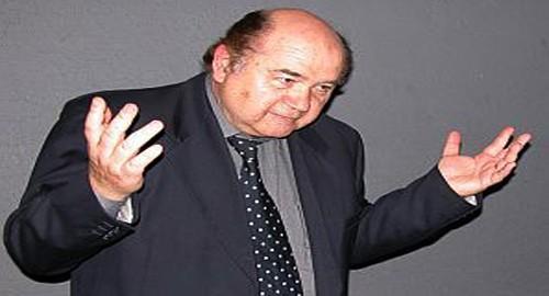 L'attore e regista Costantino Carrozza