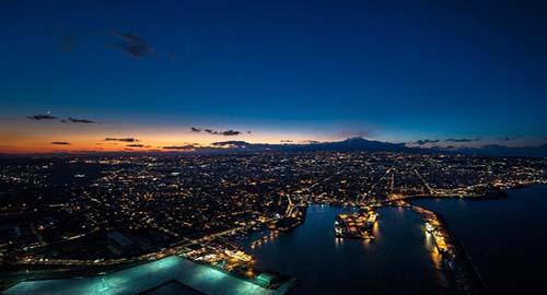 Volando al crepuscolo e all'aurora su un'Italia meravigliosa - Catania
