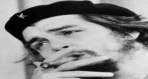 Nella foto Che Guevara
