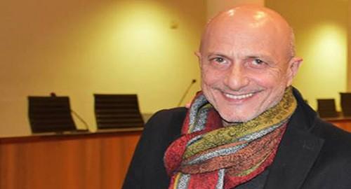 Nella foto l'attore e regista Fulvio D'Angelo