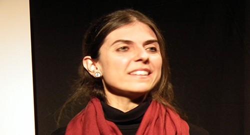 Nella foto Letizia Tatiana Di Mauro