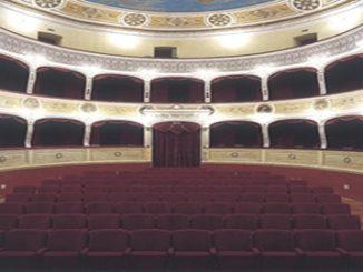 Teatro Racalmuto (foto-Angelo Pitrone)