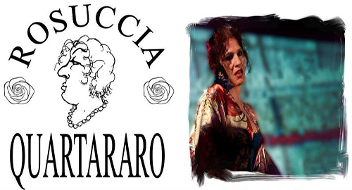 """Alice Ferlito in """"Rosuccia Quartararo"""""""