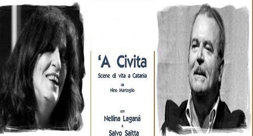 Nellina Laganà e Salvo Saitta