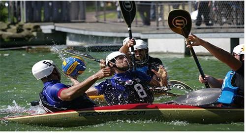 """""""Torneo Internazionale dello Jonio"""" Canoa Polo"""