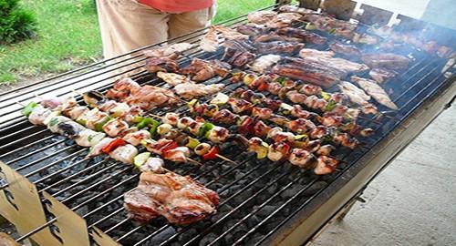Le classiche grigliate estive di carne