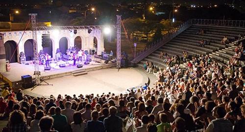 L'anfiteatro di Gravina di Catania