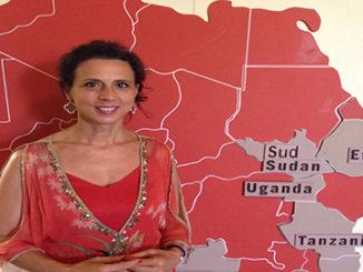 Vincenza Lorusso, medico infettivologo dell'Ong Medici con l'Africa Cuamm