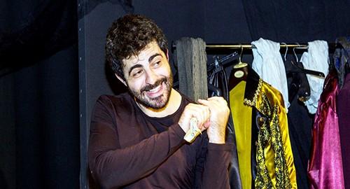 Antonio Starrantino (Ph. Simone Nicotra)
