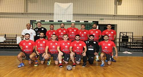 Il team Andrea Licitra Pallamano Ragusa