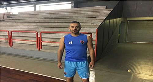 Il neo acquisto del Catania Calcio a 5, Marcelo Lombardi