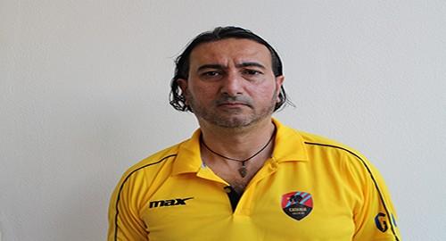 Il neo tecnico del Catania Calcio a 5, Giuseppe Grasso
